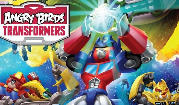 Трехмерный раннер Angry Birds Transformers выйдет 15 октября