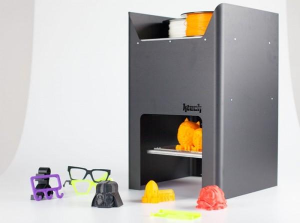 KTech Genesis 3D-принтер с поддержкой Wi-Fi