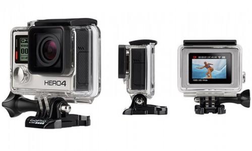 ����� ������ GoPro Hero � ���������� 4K