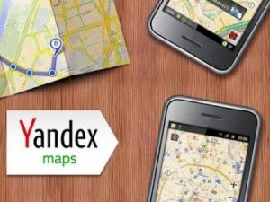 Вышло обновление приложения «Яндекс.Карты» для OS Android
