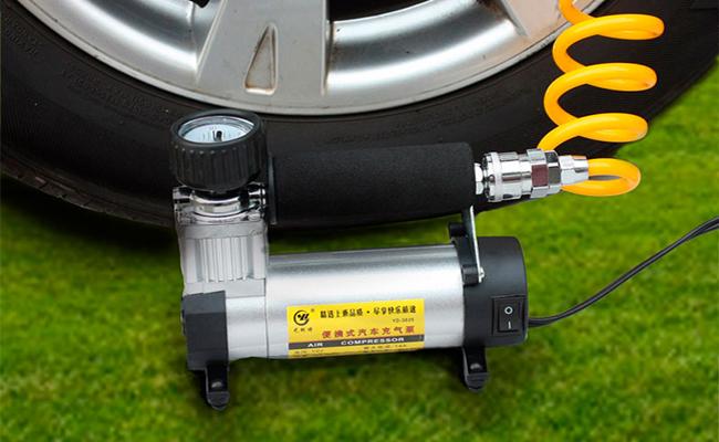 Большой выбор компрессоров для накачки колес