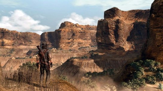 Red Dead Redemption 2: трейлер уже в Сети