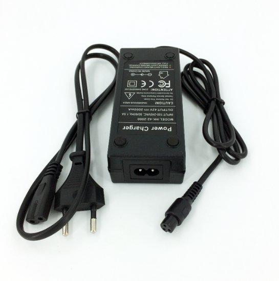 Зарядное устройство для гироскутера: полная зарядка за 1,5 часа