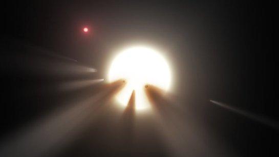 Астрономы снова обратили внимание на организацию пришельцев в космосе