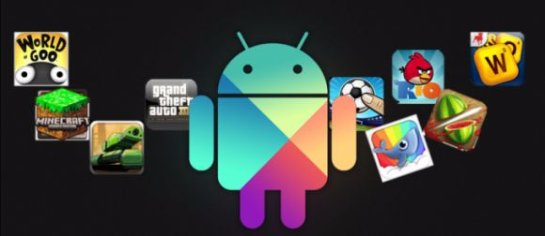 Сотни игр и полезных программ для Андроид