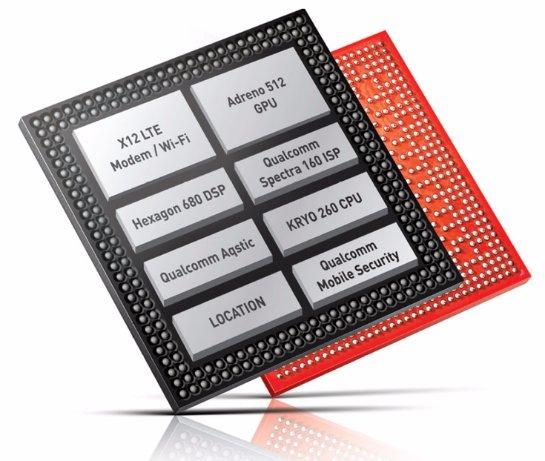 В Америке выпустили микропроцессоры Snapdragon 630 и Snapdragon 660