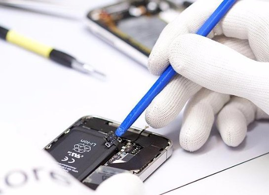 Качественный ремонт мобильных гаджетов Apple