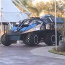 NASA  представила вездеход для изучения Марса