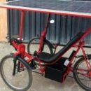 В Африке скоро начнут тестировать веломобили Solar E-cycle