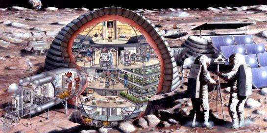 NASA устроила конкурс трехмерной печати домов для других планет