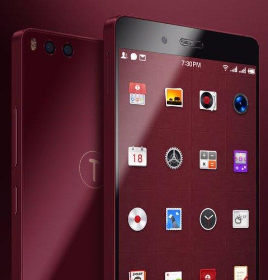 Китайцы презентовали увеличенную копию iPhone 5 на основе Android – смартфон Nut Pro