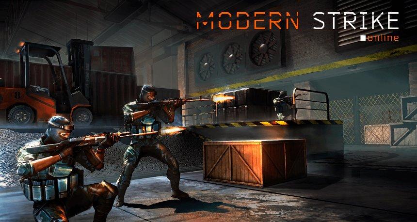 Мобильный Сounter Strike онлайн: новые возможности и оружие