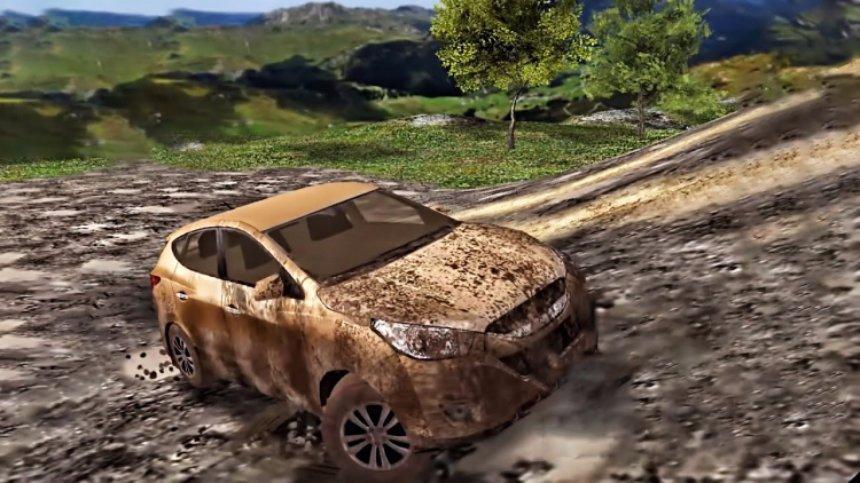 Лучший гоночный инди-симулятор «4х4 Off Road Rally 7»