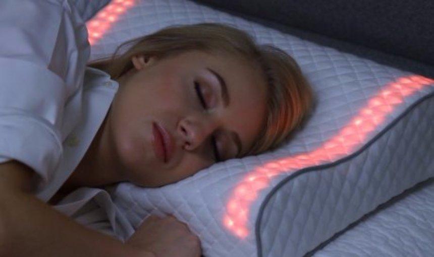 Смарт-подушка поможет проснуться утром