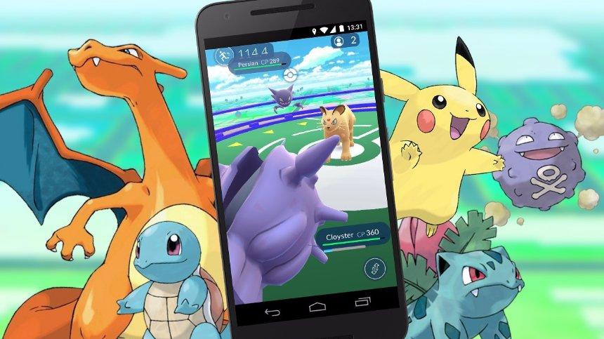 Pokemon GO за год скачали 750 миллионов игроков