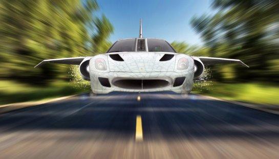 Toyota рассказала о будущем летающем автомобиле