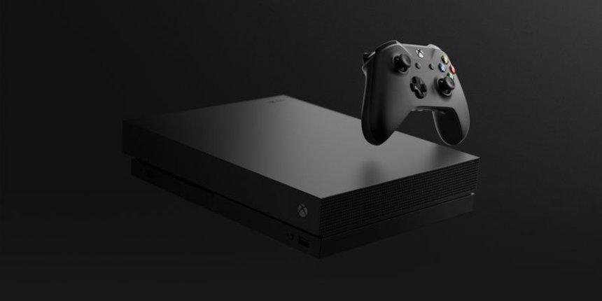 Microsoft представил новую игровую консоль Xbox One Х и видеоигры к ней