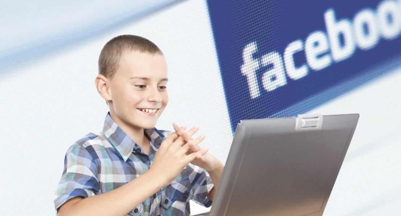 Facebook планирует запустить детскую социальную сеть
