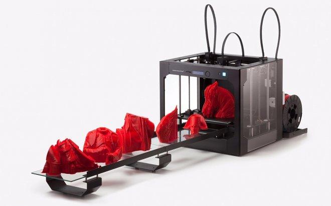 Корейцы разработали конвейерный 3D-принтер для непрерывной печати