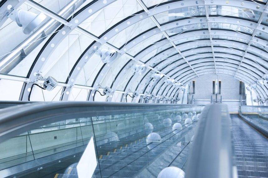 В Китае появился лифт, который является самым быстрым в мире