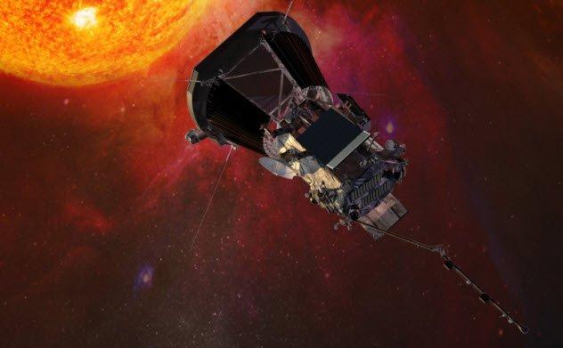 Зонд Parker – новые возможности в освоении космоса
