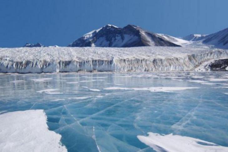 В Антарктиде обнаружили бункер Гитлера