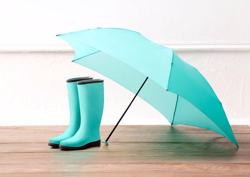 Уже был представлен зонтик из углеволокна от Xiaomi