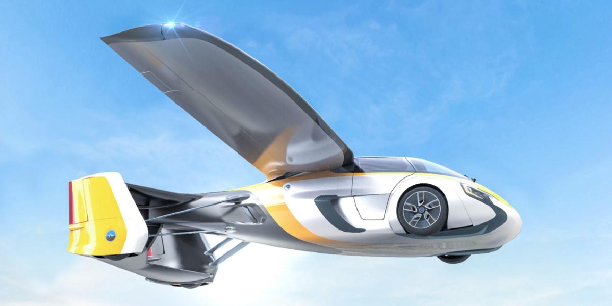 Toyota начнет продавать летающие автомобили в 2023 году