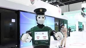 В Дубае на службу в полиции вышел патрульный робот