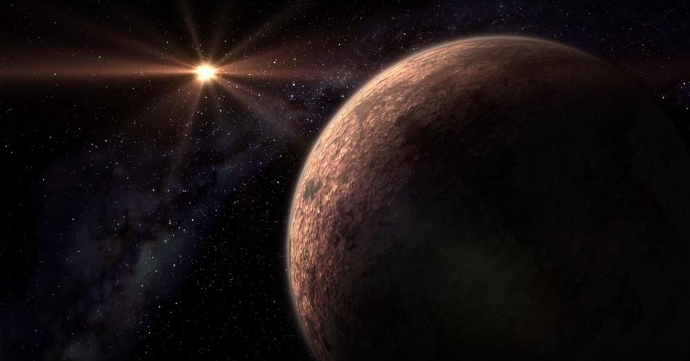 В космосе обнаружена планета, потенциально пригодная для жизни