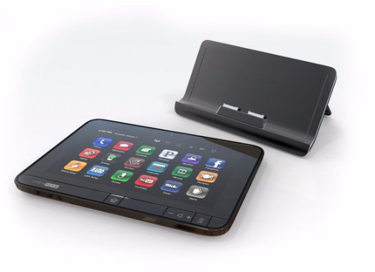 OpenTablet 7 – ультратонкий планшетный компьютер