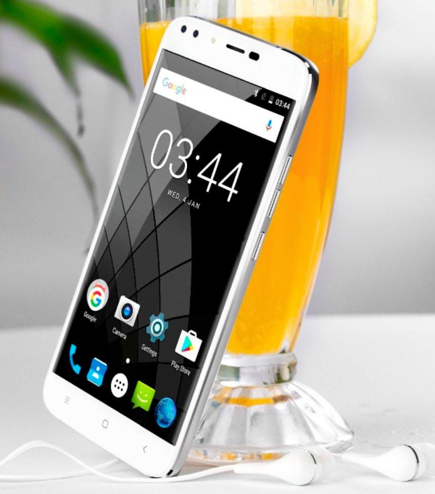 Размещены детальные характеристики телефона Oukitel U22, оснащенного четырьмя камерами