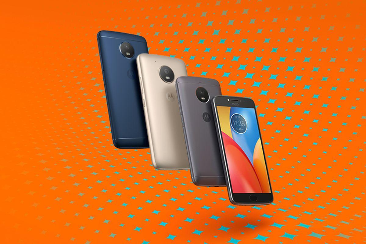 Motorola представила бюджетную серию смартфонов в металлическом корпусе