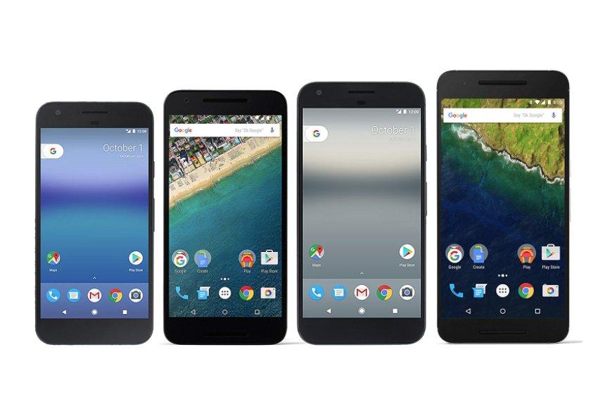 В Google рассказали, когда прекратят поддержку смартфонов Nexus и Pixel