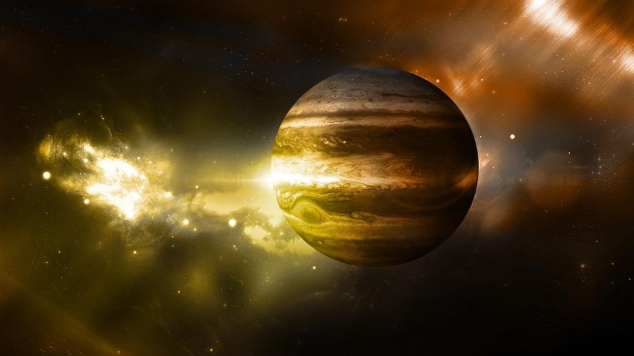 Астрономы впервые подсчитали возраст Юпитера