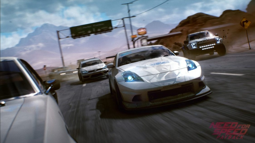 Need for Speed будет поддерживать новая приставка Xbox One X