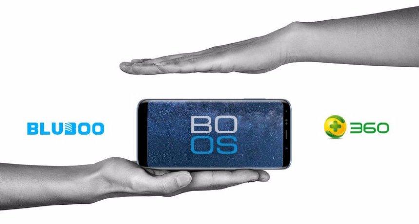 Телефон Bluboo S8 получит защиту от вирусов по умолчанию