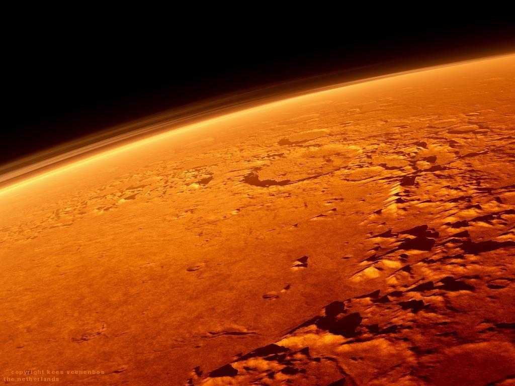 НАСА набрали добровольцев для путешествия на Марс