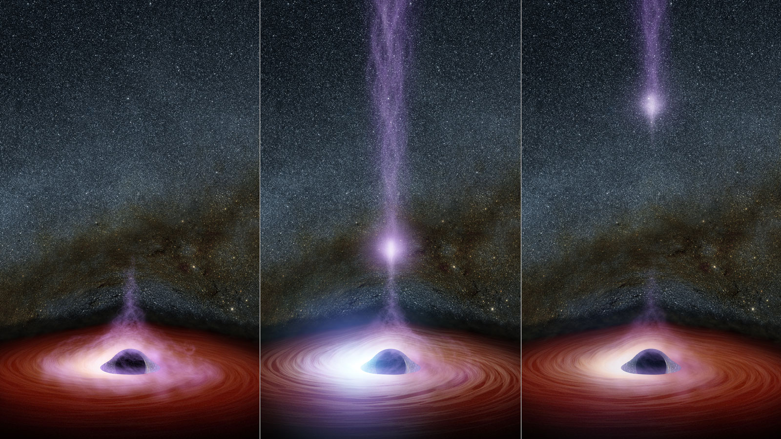 Астрофизики ищут «первичные» черны дыры