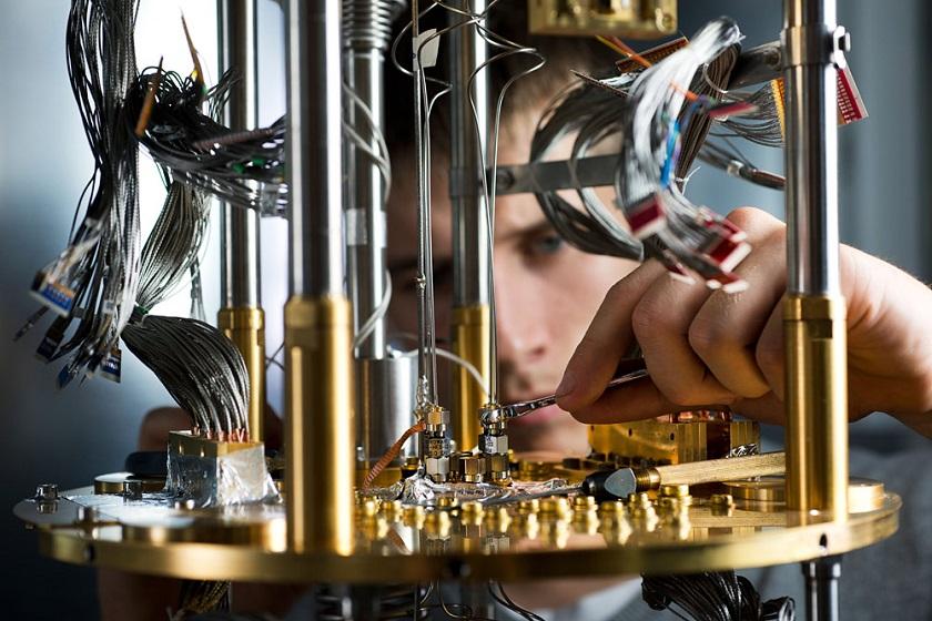 В Microsoft начали разработку квантового компьютера