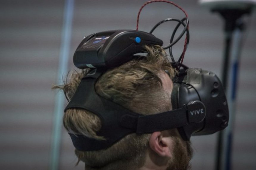 VR-гарнитура VIVE будет беспроводной