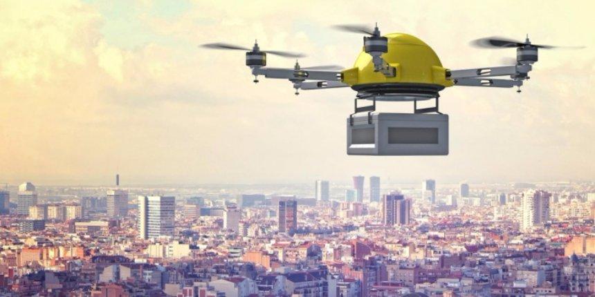 Сбербанк впервые провел тестирование дронов для доставки денег