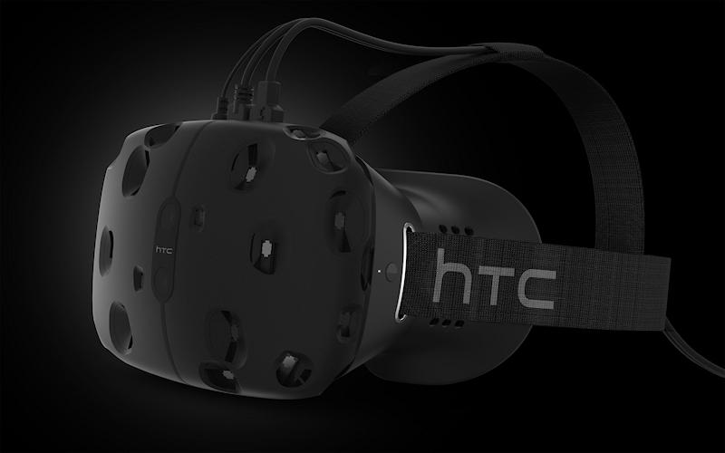 HTC и Intel разработали беспроводной шлем для VR-мира
