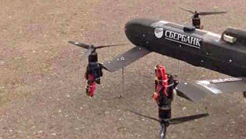 В России вместо инкассаторов деньги будут доставлять дроны