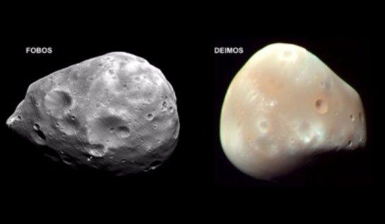 На спутниках Марса удастся побывать уже в 2024 году