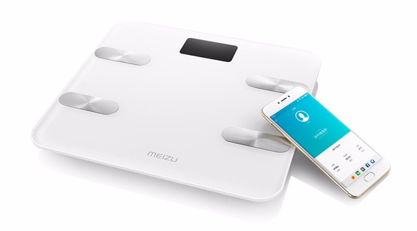 Смарт-весы от Meizu имеют много преимуществ при низкой цене