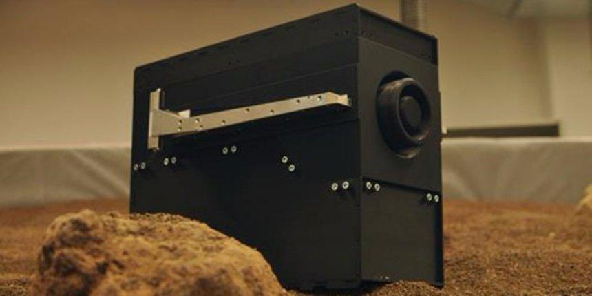 На Марс отправят робота, которого напечатали на 3D-принтере