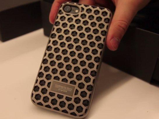 Для iPhone 7 создали супердорогой чехол