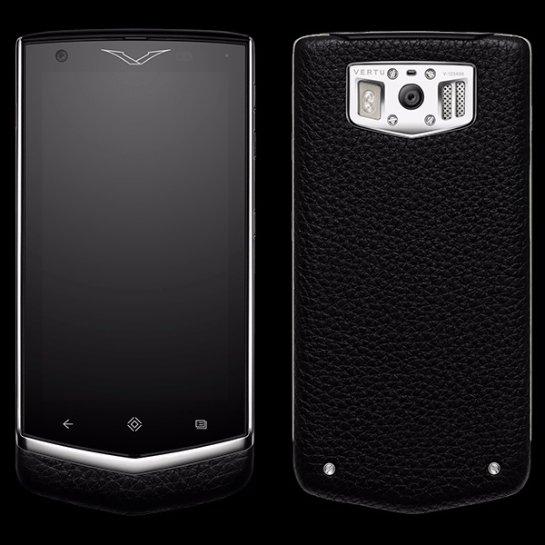 Элитные смартфоны Vertu в Украине от официального представительства