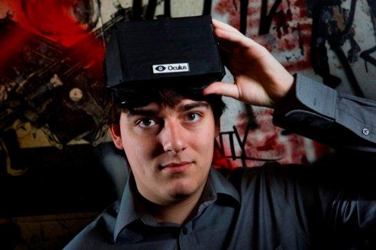 Основатель компании Oculus будет работать над системой защиты стены Трампа